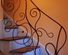 Custom Wrought Iron Work by Creative Iron Designs