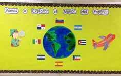 Spanish Bulletin Board