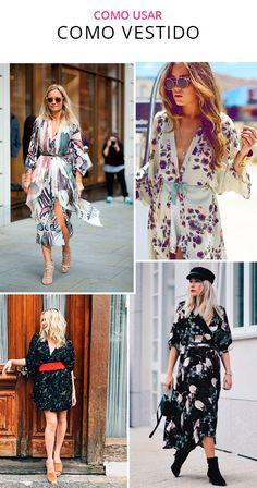O Guia Definitivo de Como Usar Kimono