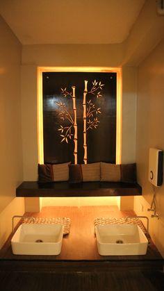 1 Massage Spa in Tagbilaran Bohol Bohol, Spa Massage, Bathroom Lighting, Places To Go, Mirror, Furniture, Home Decor, Bathroom Light Fittings, Bathroom Vanity Lighting