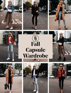 Welcome to the 2019 Fall Capsule Wardrobe! I have selected a few styles that I feel like are the perfect additions to your closet to get you through the fall season. I have styled all these pieces 3 ways to… Jeans With Heels, Jeans And Sneakers, Holiday Outfits, Fall Outfits, Nice Outfits, Girly Outfits, Trendy Outfits, Business Casual Jeans, Tan Leather Jackets