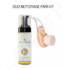 Duo Nettoyage Parfait - Mousse + Brosse, cosmetique bio MonCornerBio