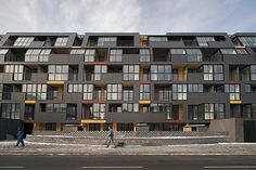 650 Apartments by OFIS arhitekti