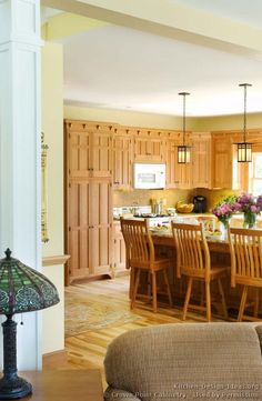 Pictures Of Kitchens   Traditional   Light Wood Kitchen Cabinets (Kitchen