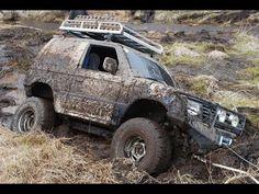 Джипы Гонки на Бездорожье на внедорожниках 4Х4 SUV OFFROAD Racing 4x4