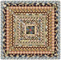medallion quilt-along