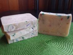Vanilla Confetti Soap - Little Sloth Co