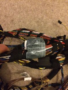 BMW E46 Coupe Harman Kardon Non-Sat Nav Wiring Loom | E46 coupe ...