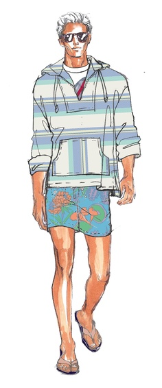 Sketch Surf Shack Collection