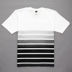 BASECONTROL/gradation border crew t shirt|BASE STATION (ベース ステーション) オンラインストア ($20-50) - Svpply