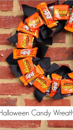 Halloween Treats For Kids, Halloween Projects, Halloween Candy, Easy Halloween, Holidays Halloween, Halloween Decorations, Halloween Camping, Spooky Treats, Diy Projects
