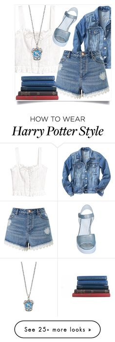 """I heart ravenclaws"" by vxctxrx on Polyvore featuring H&M, Miss Selfridge and Ruco Line Wedding Dress Clothes, Wedding Dresses, Harry Potter Style, Ravenclaw, School Outfits, Polyvore, Cute Outfits, Girly, Swimsuits"