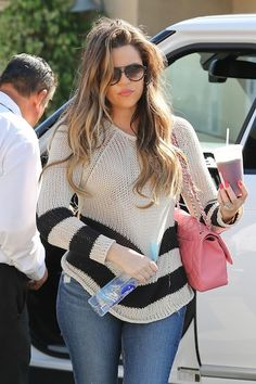 Hair For Brown Eyed Girls On Pinterest Khloe Kardashian