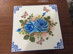 One Stroke Painting, Jewellery Boxes, Some Ideas, Diy Wood Projects, Fabric Painting, Trinket Boxes, Easy Crafts, Decorative Boxes, Shabby