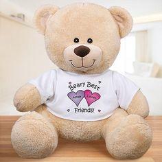 NEW Teddy Bear Cute Cuddly Gift Present Birthday Xmas I LOVE VODKA