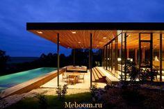 Дизайн дома на вершине холма от Cunningham Architects | Мебель для Вашего дома