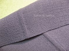 Tatianologia: Обработка швов в изделиях из двухслойных тканей.