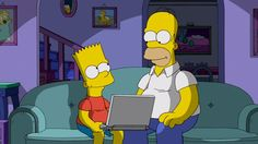The Simpsons - Episode 25.09 - Steal This Episode - Sneak Peek 3