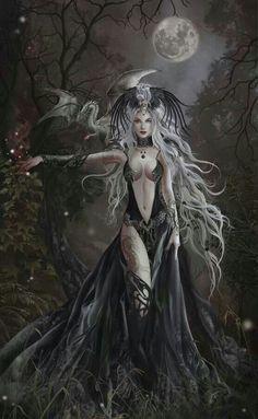 Dragon Witch • Nene Thomas