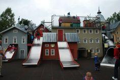 Vimmerby: Pippi's park