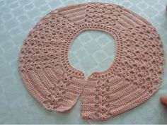 Anyone Who Holds A Hand Crochet And Know - Diy Crafts - maallure Crochet Vest Pattern, Crochet Stitches Patterns, Crochet Shawl, Knit Crochet, Knitting Patterns, Diy Crafts Knitting, Diy Crafts Crochet, Crochet Projects, Crochet Girls