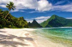 American Samoa National Park  -     Where: American Samoa
