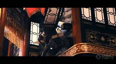 awesome The Man With The Iron Fists - Official Trailer (HD)