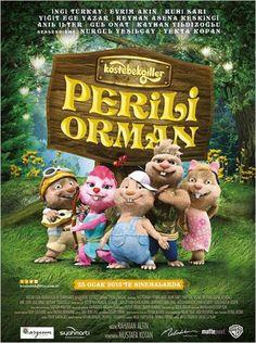 Köstebekgiller Perili Orman 2015 Yakında izle