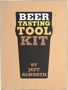Beer Tasting Tool Kit-- this would be fun to give with some different brews in a gift basket. $24.95