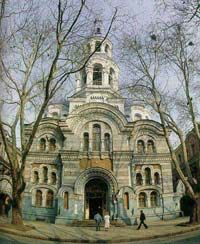 Il'insky Orthodox church