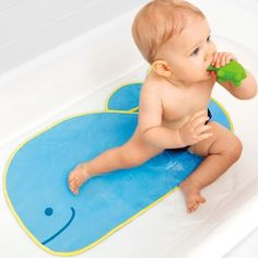 Skip Hop Moby Safety Baby Bath Mat