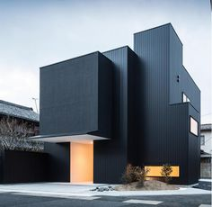 Form follows function, The Framing House in Japan is both a gallery and a home. Designed by FORM | Kouichi Kimura Architects, this impressive structure features a cladded facade for a clean, contemporary look.