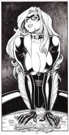 Female Comic Characters Comic Books Art Comic Art Catwoman Dc Universe