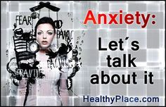 Anxiety Disorders, Panic Attacks: Symptoms to Treatment  Read more: www.HealthyPlace.com/anxiety-panic/ #anxiety #anxietysymptoms #anxietytreatment