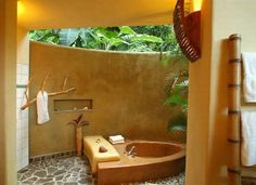 outdoor bathroom - Google-Suche