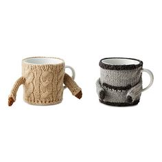 Look what I found at UncommonGoods: Sweater Mug Hugger for EUR 14.45 - 17.34