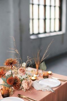 25 STUNNING DUSTY ORANGE WEDDING COLOR IDEAS FOR 2019 – wedtrendy