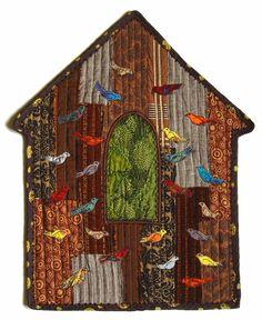 Bozena Wojtaszek -In the Birdhouse
