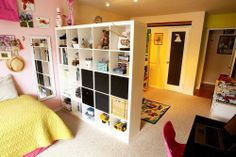 Phia and Anthony's Shared Space