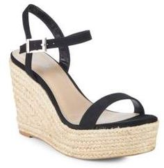 Charles by Charles David Lizzie Espadrille Wedge Sandals Wedge Sandals, Espadrille Wedge, Charles David, Espadrilles, Girl Fashion, Wedges, Casual Summer, Shoes, Espadrilles Outfit