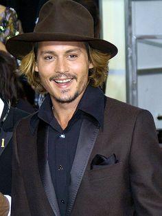 Johnny Depp People | Johnny Depp's 50th Birthday