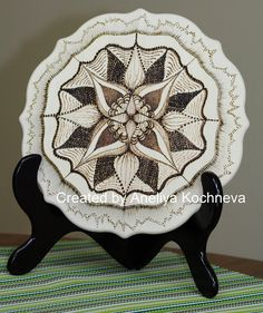 """Items similar to Unique and original woodburned plaque """"Blossom"""" on Etsy Pyrography Ideas, Pyrography Patterns, Wood Etching, Wood Burning Patterns, Painted Sticks, Leather Art, Wood Ideas, Wooden Crafts, Hobbies And Crafts"""