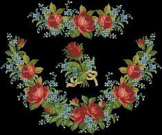 вышиванка Cross Stitch Embroidery, Cross Stitch Patterns, Stitch 2, Fun Crafts, Needlework, Handmade, Painting, Craft Ideas, Butterflies