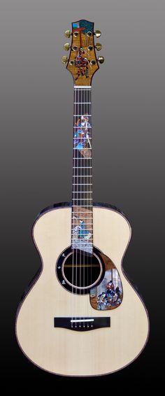 The $125,000 Voyage-Air Guitar