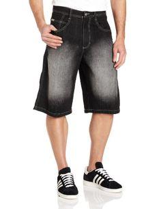 94747a8f08 Southpole Men's Core Denim Short $20.00 Washed Denim, Denim Shorts, Men's  Jeans, Mens