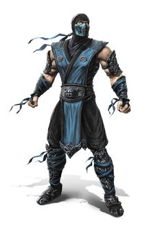 Conceptual artwork of Sub Zero from the newly-released Mortal Kombat videogame. Sub Zero Scorpion Mortal Kombat, Mortal Kombat 9, Video Game Characters, Fantasy Characters, Fictional Characters, Gi Joe, Marvel Dc, Claude Van Damme, Character Art