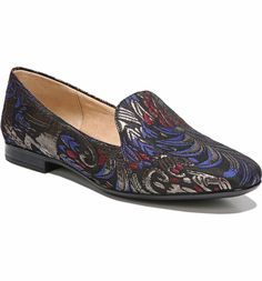 Main Image - Naturalizer Emiline Flat Loafer (Women)- THESE COME IN NARROW!