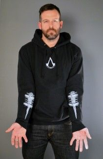 Assassin's Creed hoodie $40.00