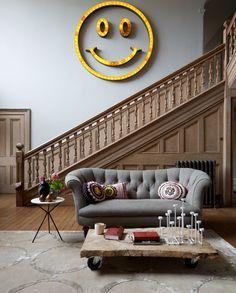 Room Swoon: Happy living room | Life.Style.etc