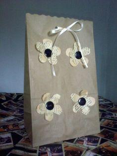 Bolsas de papel craft...